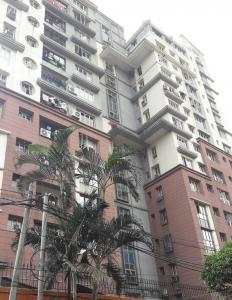 Gallery Cover Image of 2040 Sq.ft 4 BHK Apartment for rent in Sunflower Apartments, Topsia for 45000