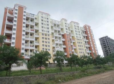 Gallery Cover Image of 1000 Sq.ft 2 BHK Apartment for buy in Ganesh Nakshatram, Dhayari for 5600000