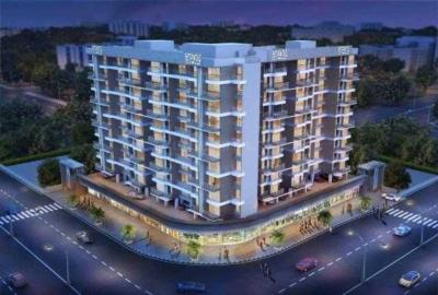 Gallery Cover Image of 1150 Sq.ft 2 BHK Apartment for buy in Platinum Emporius, Ulwe for 10000000