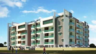 Gallery Cover Image of 1033 Sq.ft 2 BHK Apartment for buy in Unique Eastern Breeze by Unique Infrastructures & Homes Pvt Ltd, Mahadevapura for 7800000