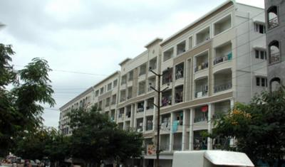 Gallery Cover Image of 1425 Sq.ft 3 BHK Apartment for buy in Shanta Belvedere Gardens, Padmarao Nagar for 7500000