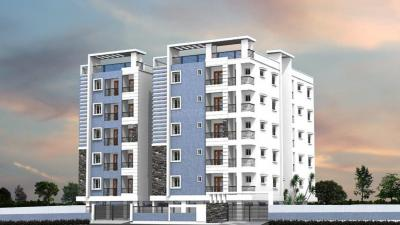 Gallery Cover Image of 1100 Sq.ft 2 BHK Apartment for rent in Wisteria, Narsingi for 17500