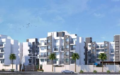 Gallery Cover Image of 668 Sq.ft 1 BHK Apartment for buy in Eternia Space Phase II, Karjat for 1700000