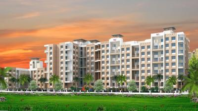 Gallery Cover Image of 955 Sq.ft 2 BHK Apartment for buy in GK Jarvari, Pimple Saudagar for 7400000