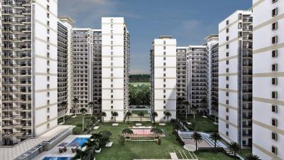 Gallery Cover Image of 550 Sq.ft 1 BHK Apartment for rent in The Antriksh Kanball 3G, Sector 77 for 10500