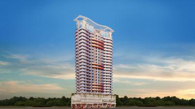 Gallery Cover Image of 1122 Sq.ft 2 BHK Apartment for rent in Lashkaria Green Height, Andheri West for 55000