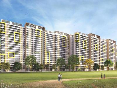 Gallery Cover Image of 702 Sq.ft 1 BHK Apartment for buy in SJR Palazza City, Doddakannelli for 4150000