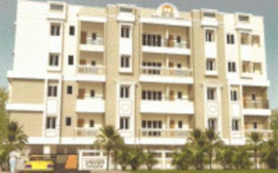 Gallery Cover Image of 1280 Sq.ft 2 BHK Apartment for rent in Sriven Paradise, Munnekollal for 22000