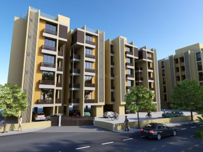 Gallery Cover Image of 1154 Sq.ft 2 BHK Apartment for buy in Binori Sonnet, Bopal for 5400000