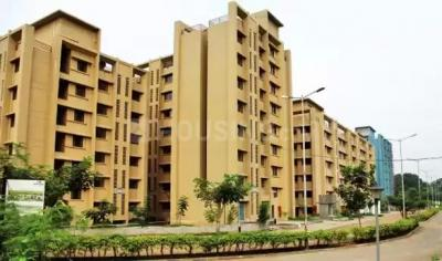 Gallery Cover Image of 350 Sq.ft 1 BHK Apartment for rent in Neptune Swarajya Ambivali, Ambivli for 5000