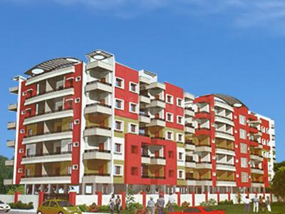 Gallery Cover Image of 800 Sq.ft 2 BHK Apartment for buy in Royal Homes, Napier Town for 3500000