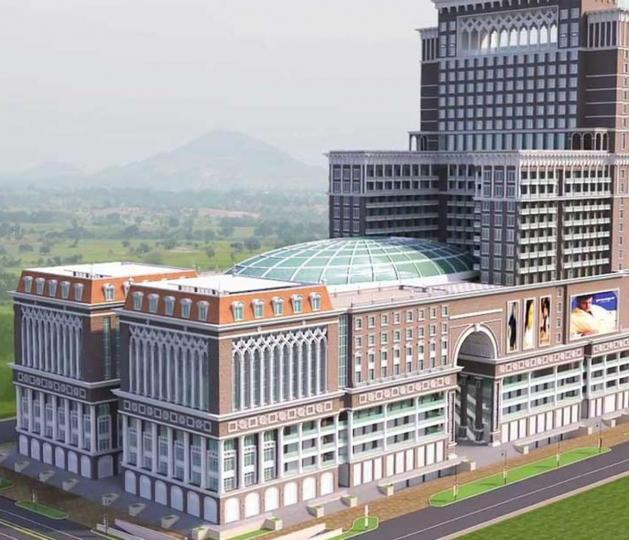 Gallery Cover Pic of PKS Town Central Phase III