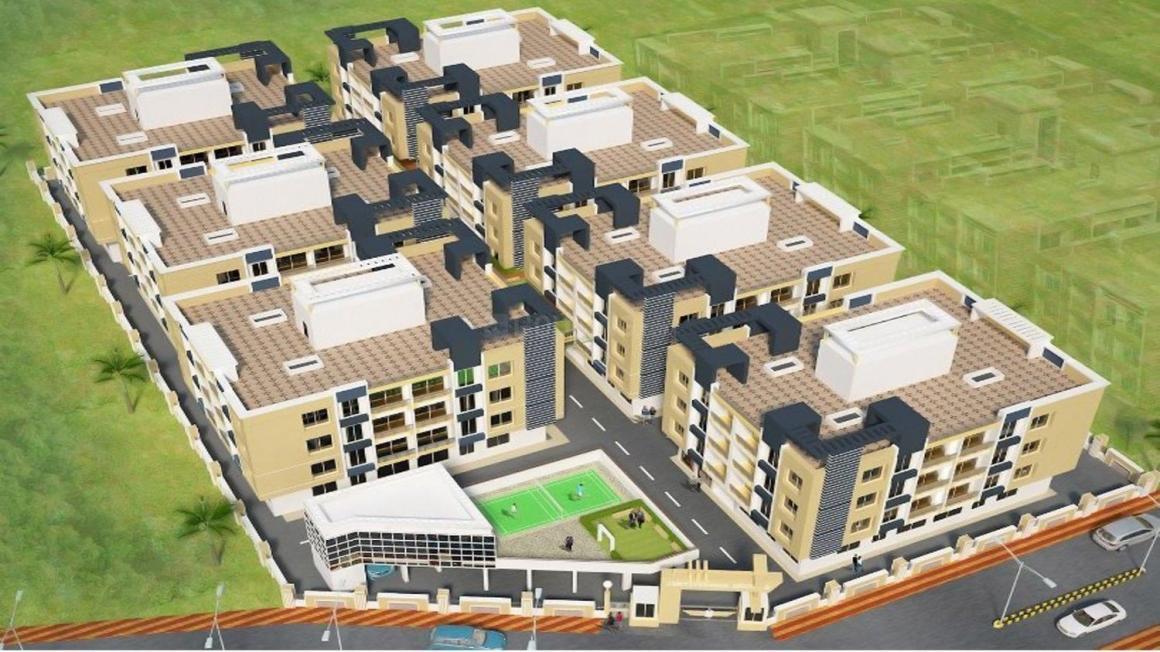 Gallery Cover Pic of Ajmeri Builders Ashtavinayak Enclave