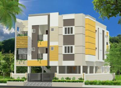 Gallery Cover Image of 1150 Sq.ft 2 BHK Apartment for rent in The Nest Cherish, Sholinganallur for 13000