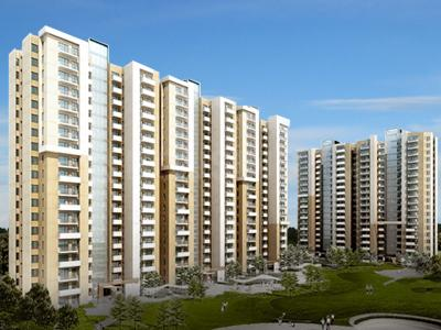 Gallery Cover Image of 2550 Sq.ft 3 BHK Apartment for buy in Aez Aloha, Sector 57 for 13000000