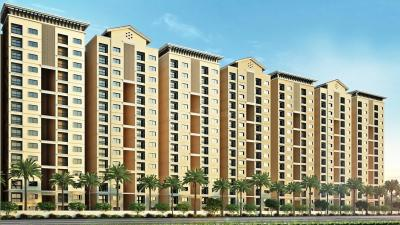 Gallery Cover Image of 607 Sq.ft 1 BHK Apartment for buy in Nebula Aavaas, Miyapur for 2700000