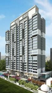 Gallery Cover Image of 670 Sq.ft 1 BHK Independent Floor for buy in Srishti Group Pride Phase 1, Bhandup West for 9800000