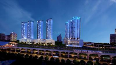Gallery Cover Image of 1660 Sq.ft 3 BHK Apartment for rent in Ajmera I Land, Wadala East for 100000