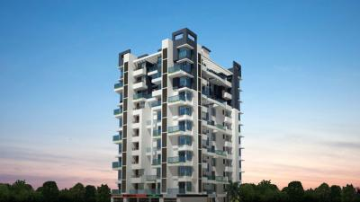 Gallery Cover Image of 700 Sq.ft 1 BHK Apartment for rent in Kanifnath Phoenix Plaza, Pisoli for 8000