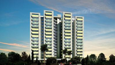 Gallery Cover Image of 1620 Sq.ft 3 BHK Apartment for rent in SRS Group SRS Pearl, Alapur for 10000