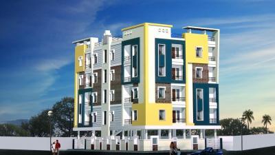 Gallery Cover Image of 1119 Sq.ft 2 BHK Apartment for rent in Cherukuri Vijay Vihar-1, Hayathnagar for 6000