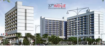 Gallery Cover Image of 905 Sq.ft 2 BHK Apartment for buy in Imperia 37th Avenue, Sector 37C for 2234000