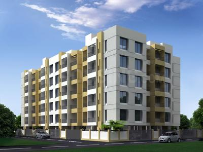 Gallery Cover Image of 950 Sq.ft 2 BHK Apartment for buy in Shreeyog Shree Sankalp, Indira Nagar for 4600000