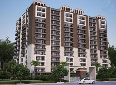 Gallery Cover Image of 1050 Sq.ft 2 BHK Apartment for buy in Shri Balaji BCC Sapphire, Ahmamau for 4200000