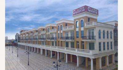 Gallery Cover Image of 669 Sq.ft 1 BHK Apartment for rent in Omaxe Galleria, Sector 14 for 9000