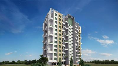 Gallery Cover Image of 850 Sq.ft 2 BHK Apartment for buy in Shroff Signature Heights, Wakad for 4700000