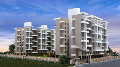 Gallery Cover Image of 1000 Sq.ft 2 BHK Apartment for buy in Bhojwani Samruddhi Park, Pimple Saudagar for 8000000