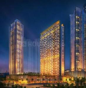 Gallery Cover Image of 640 Sq.ft 2 BHK Apartment for buy in Transcon Triumph Tower 3, Andheri West for 15000000