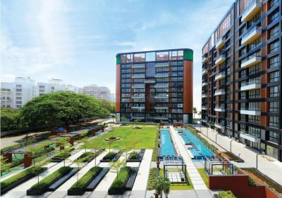 Gallery Cover Image of 2000 Sq.ft 3 BHK Apartment for rent in Kumar Sienna Royal D2, Hadapsar for 64900