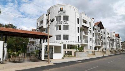Gallery Cover Image of 1311 Sq.ft 2 BHK Apartment for rent in Silver Dale, Halanayakanahalli for 32000