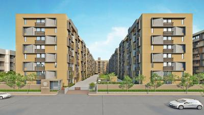 Gallery Cover Image of 1020 Sq.ft 2 BHK Apartment for buy in Samyaka, Vejalpur for 3780000