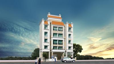 Gallery Cover Image of 400 Sq.ft 1 BHK Independent Floor for rent in Shircon Siddhi Nakshatra by Shircon, Vashi for 12000