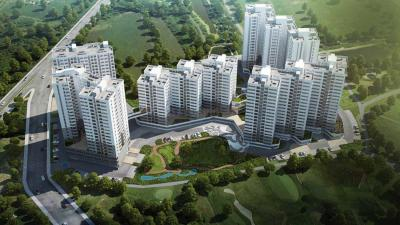 Gallery Cover Pic of Godrej Azure Phase 3