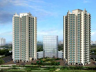 Gallery Cover Image of 1500 Sq.ft 3 BHK Apartment for rent in Supreme Lake Primrose, Powai for 55000