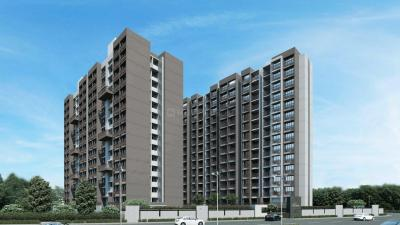 Gallery Cover Image of 1790 Sq.ft 3 BHK Apartment for buy in Swati Gardenia, Prahlad Nagar for 9500000
