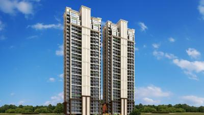Gallery Cover Image of 1246 Sq.ft 2 BHK Apartment for rent in Indiabulls Greens, Kon for 12000