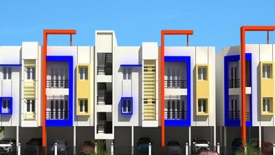 Gallery Cover Image of 850 Sq.ft 2 BHK Apartment for buy in Sravan Zebulon, Madipakkam for 7500000