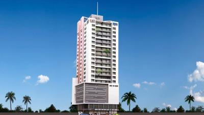 Gallery Cover Image of 800 Sq.ft 2 BHK Apartment for rent in Sai Vismay, Prabhadevi for 80000