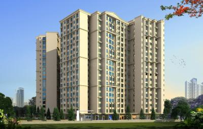 Gallery Cover Image of 850 Sq.ft 1 BHK Apartment for rent in Kanakia Kanakia Sevens, Andheri East for 32000