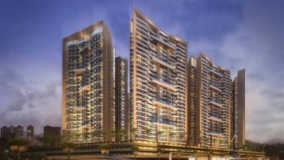 Gallery Cover Image of 961 Sq.ft 2 BHK Apartment for buy in ACME Ozone, Thane West for 13000000