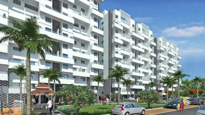 Gallery Cover Image of 650 Sq.ft 2 BHK Apartment for rent in Namrata Ecocity 2, Talegaon Dabhade for 8000