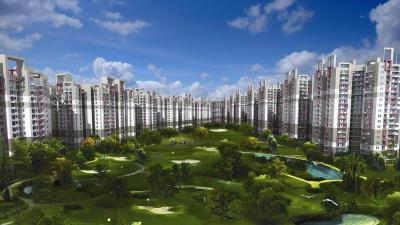 Gallery Cover Image of 945 Sq.ft 2 BHK Apartment for buy in Amrapali Golf Homes, Phase 2 for 3600000
