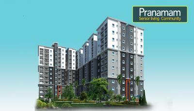 Gallery Cover Image of 786 Sq.ft 1 BHK Apartment for buy in Saket Pranamam, Gundlapochampalli for 4600000
