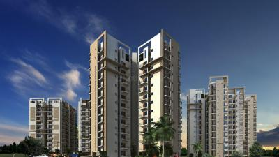 Gallery Cover Image of 1910 Sq.ft 3 BHK Apartment for buy in Elite Cross, Dhakoli for 7000000