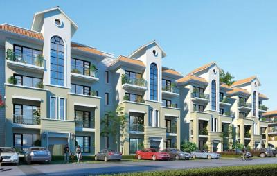 Gallery Cover Image of 984 Sq.ft 2 BHK Apartment for buy in City Of Dreams, Sector 116 for 3310000