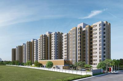 Gallery Cover Image of 590 Sq.ft 1 BHK Apartment for buy in Yashada Splendid Park, Alandi for 2400000